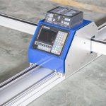 1300x2500mm cnc قطع البلازما المعدنية مع منخفضة التكلفة تستخدم آلات القطع cnc البلازما