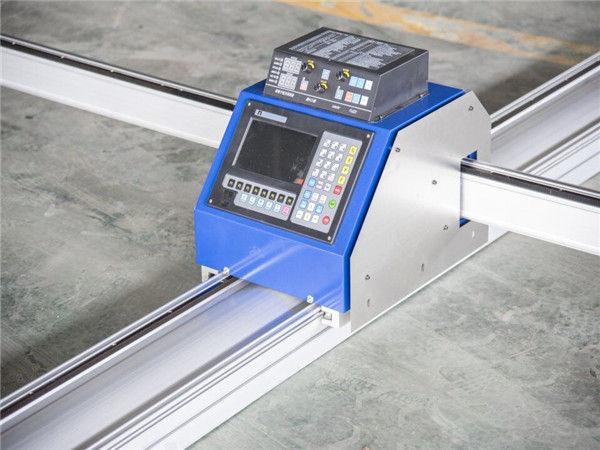 1300x2500mm CNC البلازما القاطع المعدنية مع منخفضة التكلفة تستخدم آلات قطع البلازما CNC