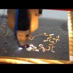 1325 الفولاذ المقاوم للصدأ المحمولة آلة قطع البلازما التصنيع باستخدام الحاسب الآلي