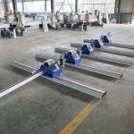 2 * 3 متر المحمولة الصين صنعت رخيصة رخيصة منخفضة التكلفة cnc آلة قطع البلازما