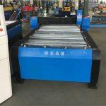 الصين 100a قطع البلازما cnc آلة 10 ملليمتر لوحة معدنية
