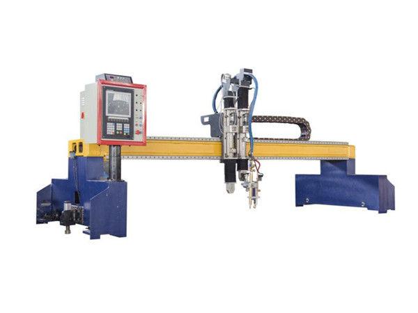 Gantry Type CNC آلة قطع البلازما واللهب لبناء ساحة السفينة من Shanghai Laike - Tayor Cutting Machinery