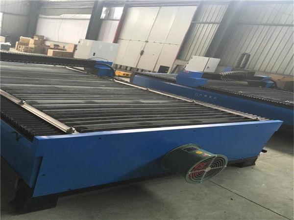 حار بيع الصفائح المعدنية قطع الفولاذ المقاوم للصدأ الكربون الصلب 100 آلة قطع البلازما cnc 120 البلازما