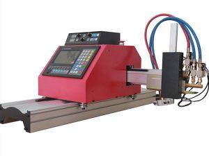 متعدد الوظائف مربع الصلب أنبوب الشخصي cnc لهب / آلة قطع البلازما جودة عالية