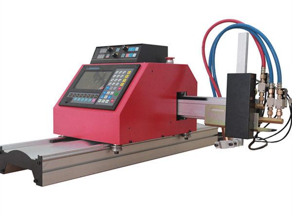 متعدد الوظائف مربع الصلب أنبوب الشخصي CNC FlamePlasma مكنات ذات جودة عالية