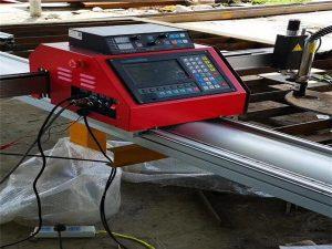 التصنيع باستخدام الحاسب الآلي المحمولة آلة قطع العددية / المعادن آلة قطع البلازما