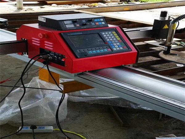 NHC-1525 CNC المحمولة آلة قطع البلازما machinemetal قطع العددي