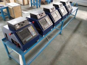 آلة قطع البلازما CNC المحمولة ، آلة قطع الشعلة الفعالة