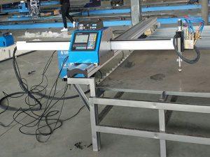 المحمولة cnc آلة قطع البلازما السعر الاقتصادي آلة القطع المعدنية