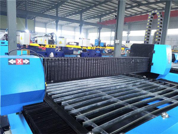 عملية واقتصادية عالية الدقة عالية الأداء تجهيز المعادن machineportable CNC آلة قطع البلازما Zk1530