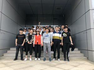 فريق المعرض