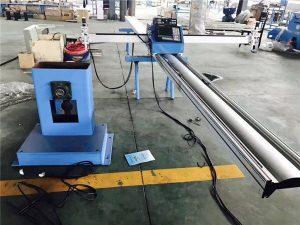 التصنيع باستخدام الحاسب الآلي وأنابيب الأنابيب لوحة القطع 3 محور