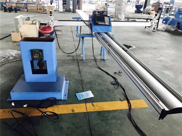 XG-300J CNC التنميط الأنابيب والتقطيع لوحة آلة 3 محور