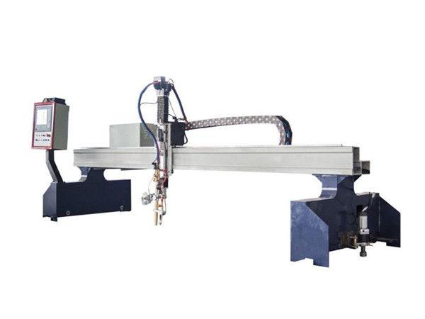 آلة قطع البلازما واللهب باستخدام الحاسب الآلي للمعادن المسطحة والأنبوبية