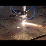 صنع في الصين ضمان تجارة رخيصة الثمن المحمولة القاطع cnc آلة قطع البلازما ل الحديد المقاوم للصدأ المعدن
