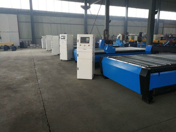 المعادن الرخيصة باستخدام الحاسب الآلي آلة قطع البلازما الصين 1325 آلة قطع البلازما CNC