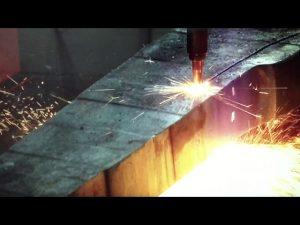 سعر آلة قطع البلازما CNC المحمولة