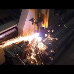 الفولاذ المقاوم للصدأ الكربون باستخدام الحاسب الآلي آلة قطع البلازما RB 1530